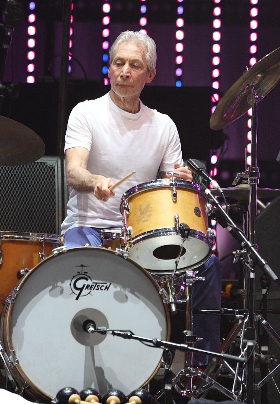 Charlie Watts enjoyed a varied career beyond The Rolling Stones (Ian West/PA) (PA Archive)