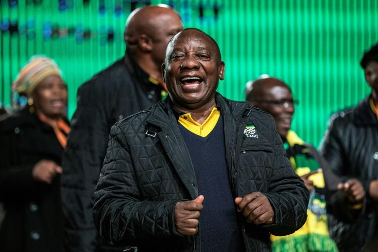 Deputy President Cyril Ramaphosa led the historic negotiations in the 1990s to end apartheid before launching a business career