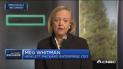 We have to make sure the next generation of women has all the opportunities that they deserve, says Meg Whitman, Hewlett Packard Enterprise CEO, addressing concerns about the diminishing number of women occupying chief executive positions in corporate ...