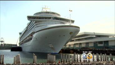 172 Fall Ill On Carnival S Crown Princess Cruise From California