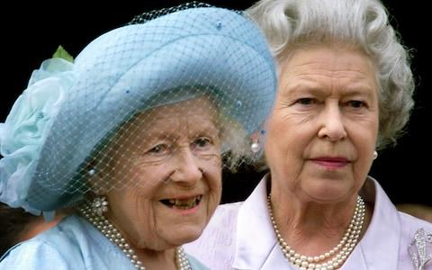 "Mr Farage described the Queen Mother as an ""overweight, chain-smoking gin drinker"" - Credit: PA"