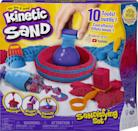 <p>Explore and play with this <span>Kinetic Sand Set</span> ($15).</p>