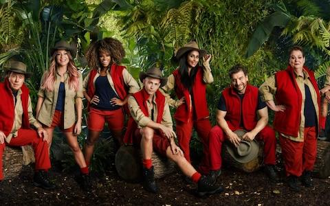 The 2018 I'm A Celebrity line-up - Credit: PA