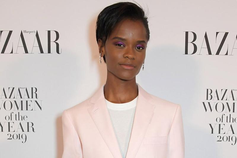 Letitia Wright | Dave Benett/Getty Images