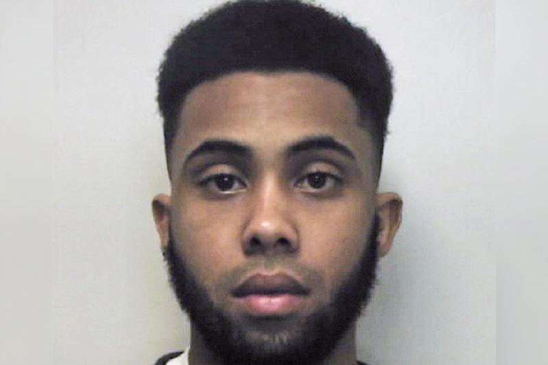 Wesley Streete, 20, has been convicted of murdering and raping Keeley Bunker (Staffordshire Police)