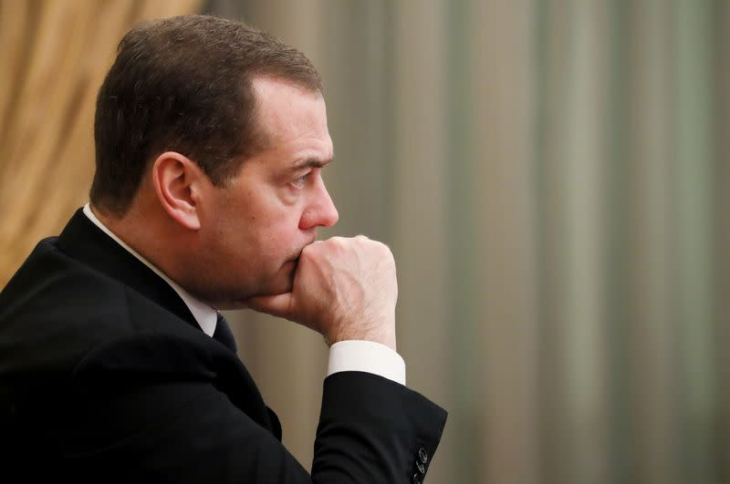 """Russia says """"nothing catastrophic"""" about U.S. sanctions on Nord Stream 2"""