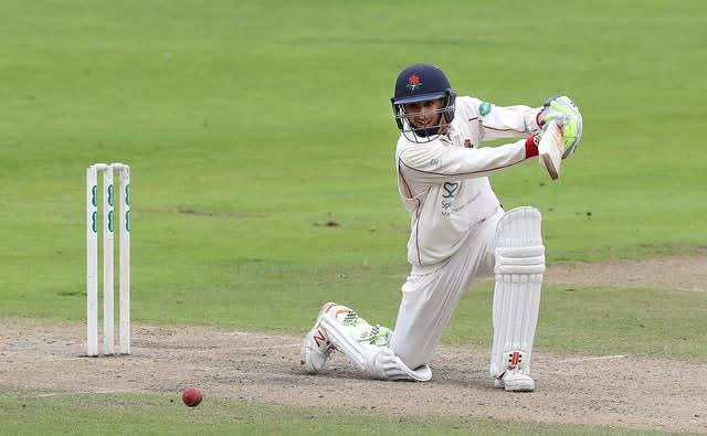 Haseeb Hameed is hoping for a return to form at Nottinghamshire (Martin Rickett/PA)