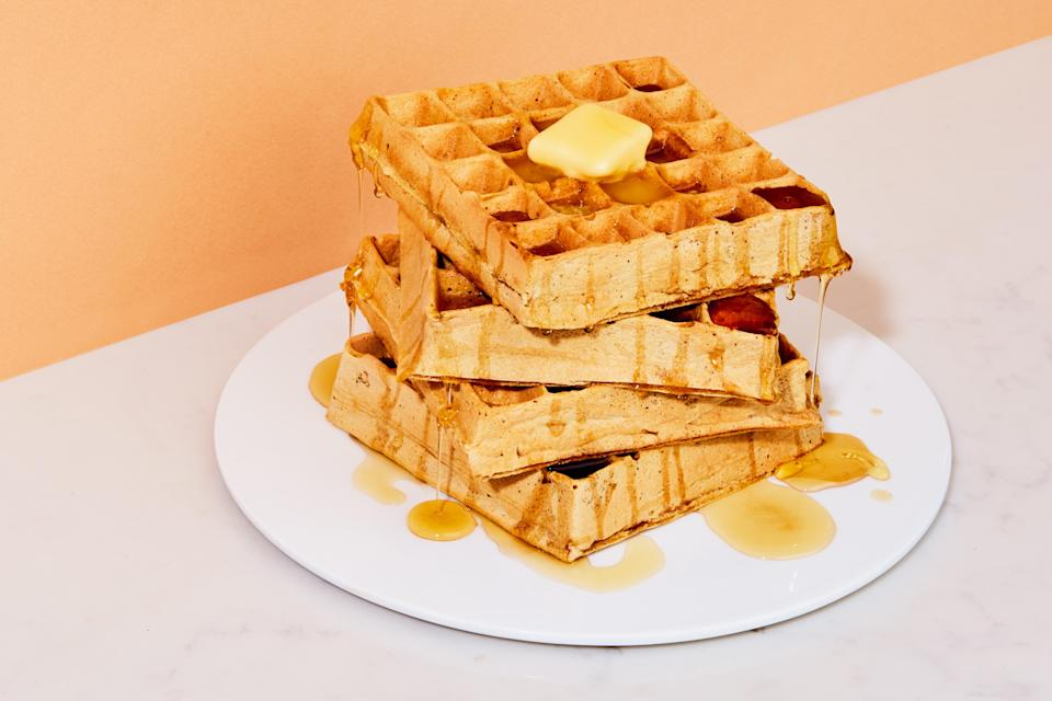"""<h1 class=""""title"""">The Best Waffle Makers</h1> <cite class=""""credit"""">Photo by Chelsea Kyle, Food Styling by Olivia Mack Anderson</cite>"""