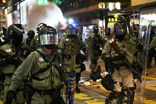 An international panel of experts has suggested a fully independent inquiry would be better suited to investigate allegations of police brutality in Hong Kong