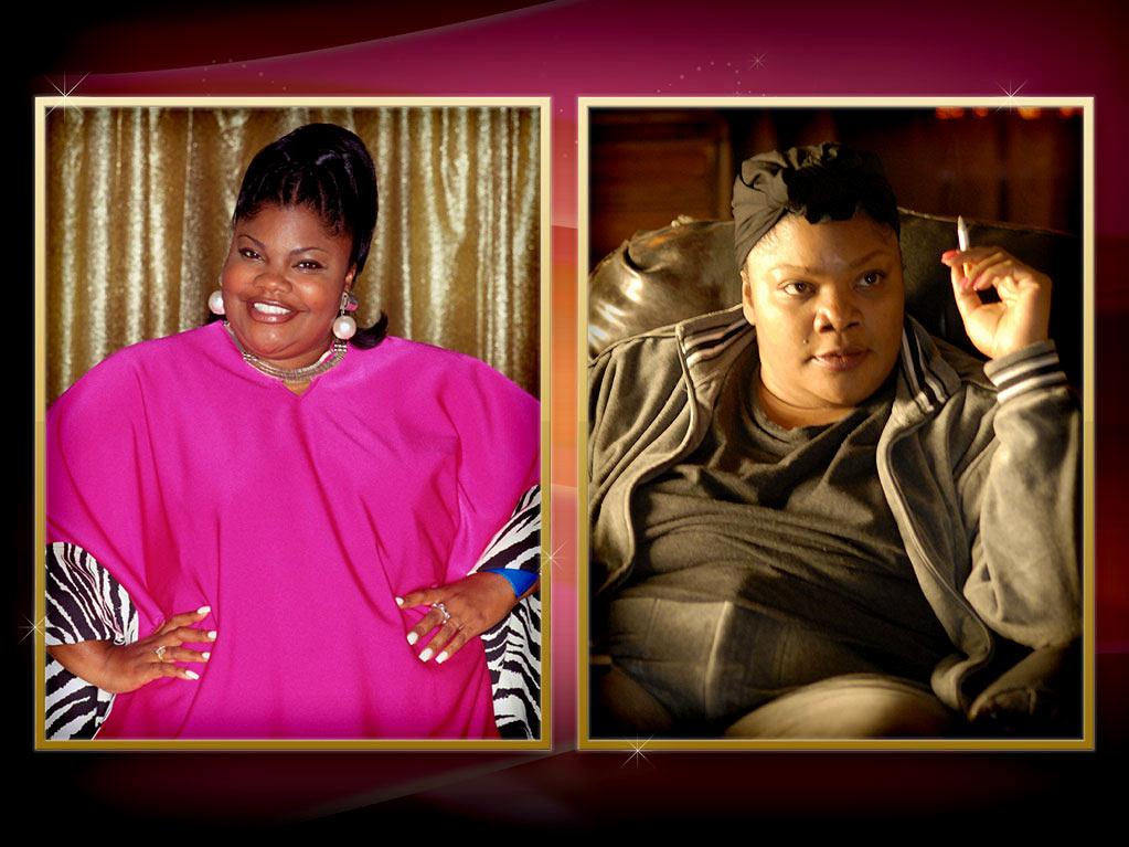 "Mo'Nique — The plus-sized comedian first hit the big time in 1999 as sassy mom Nikki on five seasons of UPN's ""<a href=""http://tv.yahoo.com/the-parkers/show/32807"" rel=""nofollow"">The Parkers</a>."" But she proved she could handle drama as well with her ferocious performance as the title character's abusive mother Mary in 2009's ""Precious,"" taking home the Oscar for Best Supporting Actress."