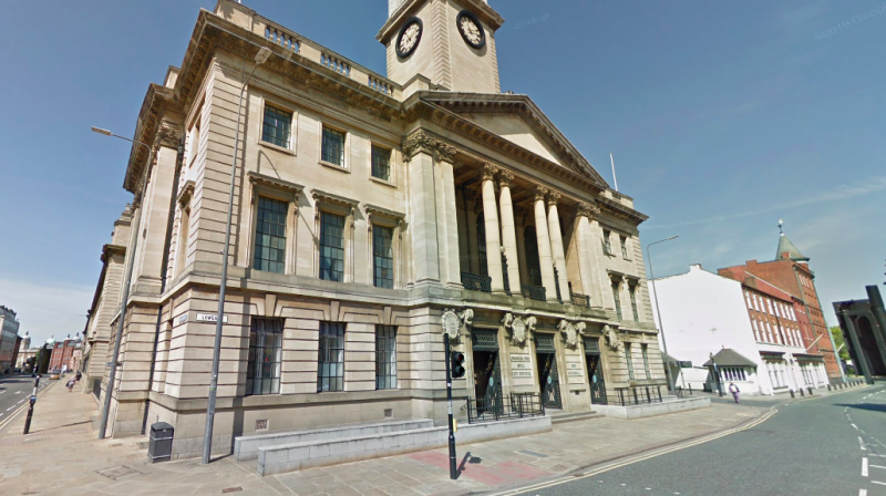 Daniel Donnelly's inquest took place at Hull Coroner's Court (Google)