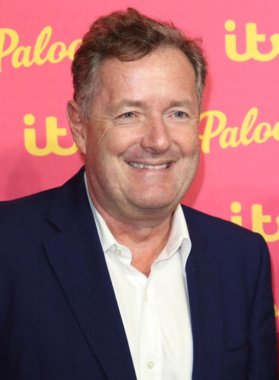 Piers Morgan at the ITV Palooza at the Royal Festival Hall, South Bank (Photo by Keith Mayhew / SOPA Images/Sipa USA)