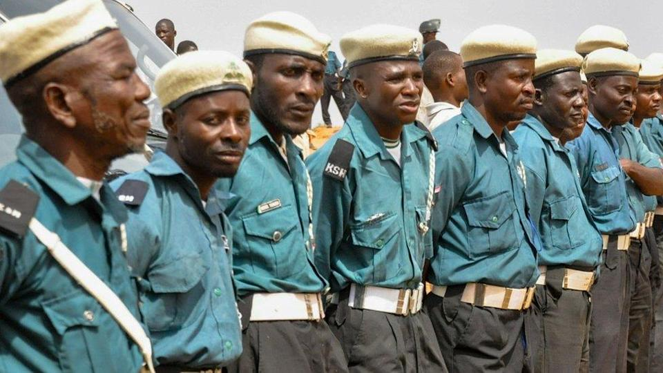 Hisbah officers