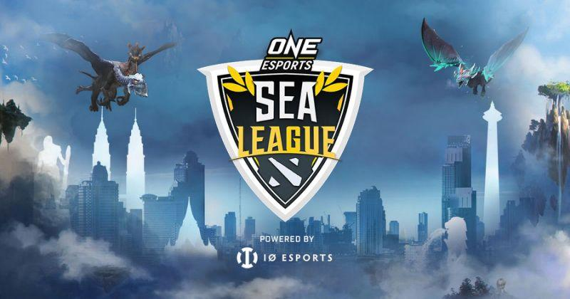 ONE Esports Dota 2 SEA League