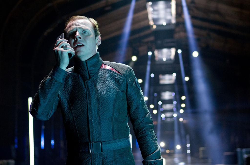 "Simon Pegg in Paramount Pictures' ""Star Trek Into Darkness"" - 2013"