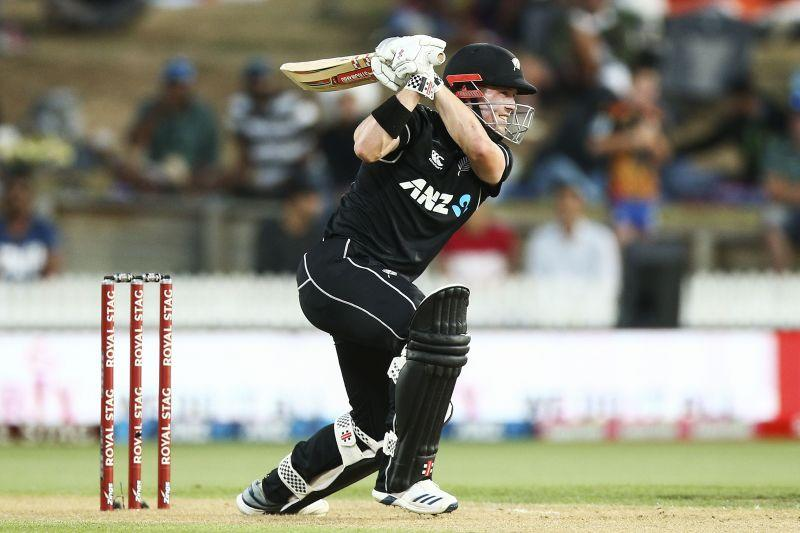 Nicholls has now replaced Colin Munro as New Zealand's ODI opener