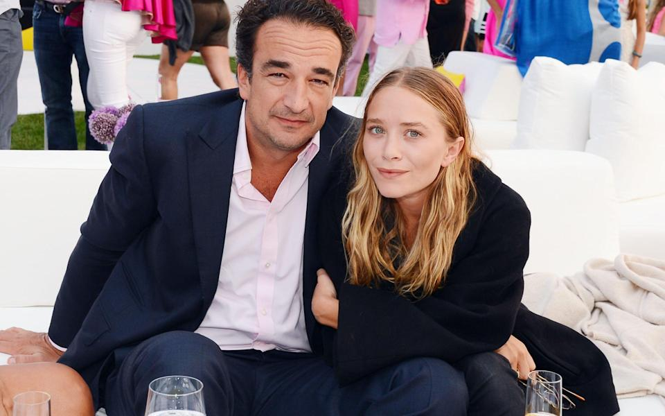 Mary-Kate Olsen and Olivier Sarkozy's divorce was granted in January 2021 - Rex