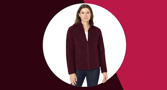 Searching for a fleece to see you through the winter? This could be it.