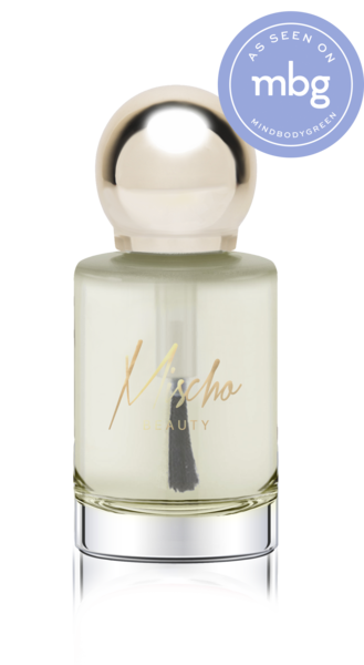 """<h3>Mischo Beauty Nail Elixir Cuticle Oil</h3><br>So, your hands and nails are chronically dry? You need a <a href=""""https://www.refinery29.com/en-us/best-cuticle-oil"""" rel=""""nofollow noopener"""" target=""""_blank"""" data-ylk=""""slk:cuticle oil"""" class=""""link rapid-noclick-resp"""">cuticle oil</a>. This one doubles as a nail strengthener to fortify your entire nail plate — a win-win.<br><br><strong>Mischo Beauty</strong> Nail Elixir Cuticle Oil, $, available at <a href=""""https://go.skimresources.com/?id=30283X879131&url=https%3A%2F%2Fwww.mischobeauty.com%2Fcollections%2Fnail-lacquer-treatments%2Fproducts%2Fnail-elixir-cuticle-oil"""" rel=""""nofollow noopener"""" target=""""_blank"""" data-ylk=""""slk:Mischo Beauty"""" class=""""link rapid-noclick-resp"""">Mischo Beauty</a>"""