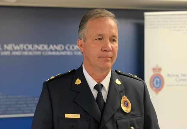 RNC Supt. Tom Warren said Wednesday morning the force has identified one former officer implicated in recent sexual assault allegations. Women continue to report sexual assault, according to lawyer Lynn Moore. (Mark Quinn/CBC - image credit)