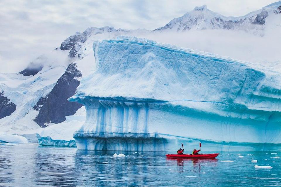 Some revenge travellers are going as far as Antarctica to decompress after the pandemic (Getty Images/iStockphoto)
