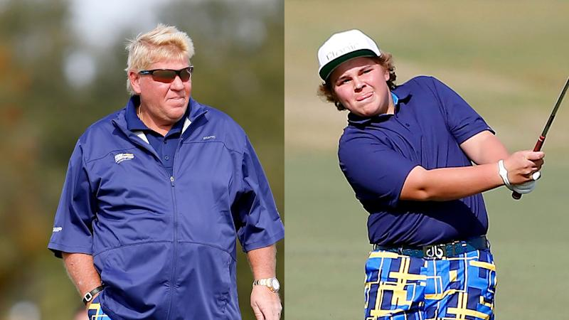 John and Little John Daly lead - 12/15/2018 3:53:00 PM