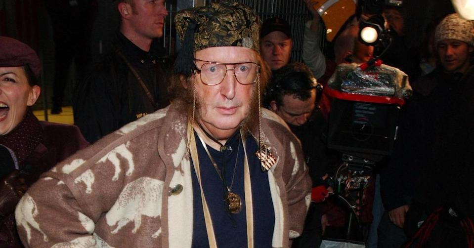 John McCririck aired some controversial views (PA)