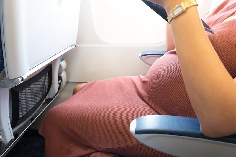 Traveling While Pregnant: New Rules of Vacation