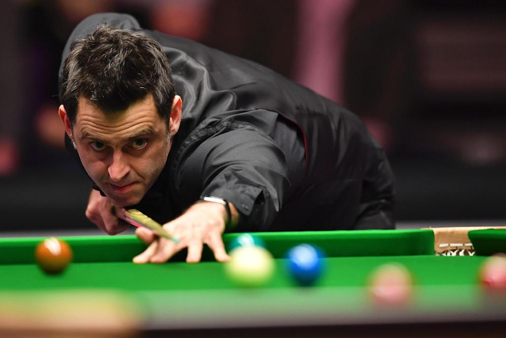 Rocket | Ronnie O'Sullivan is gearing up for his 25th consecutive World Championship appearance: BEN STANSALL/AFP/Getty Images