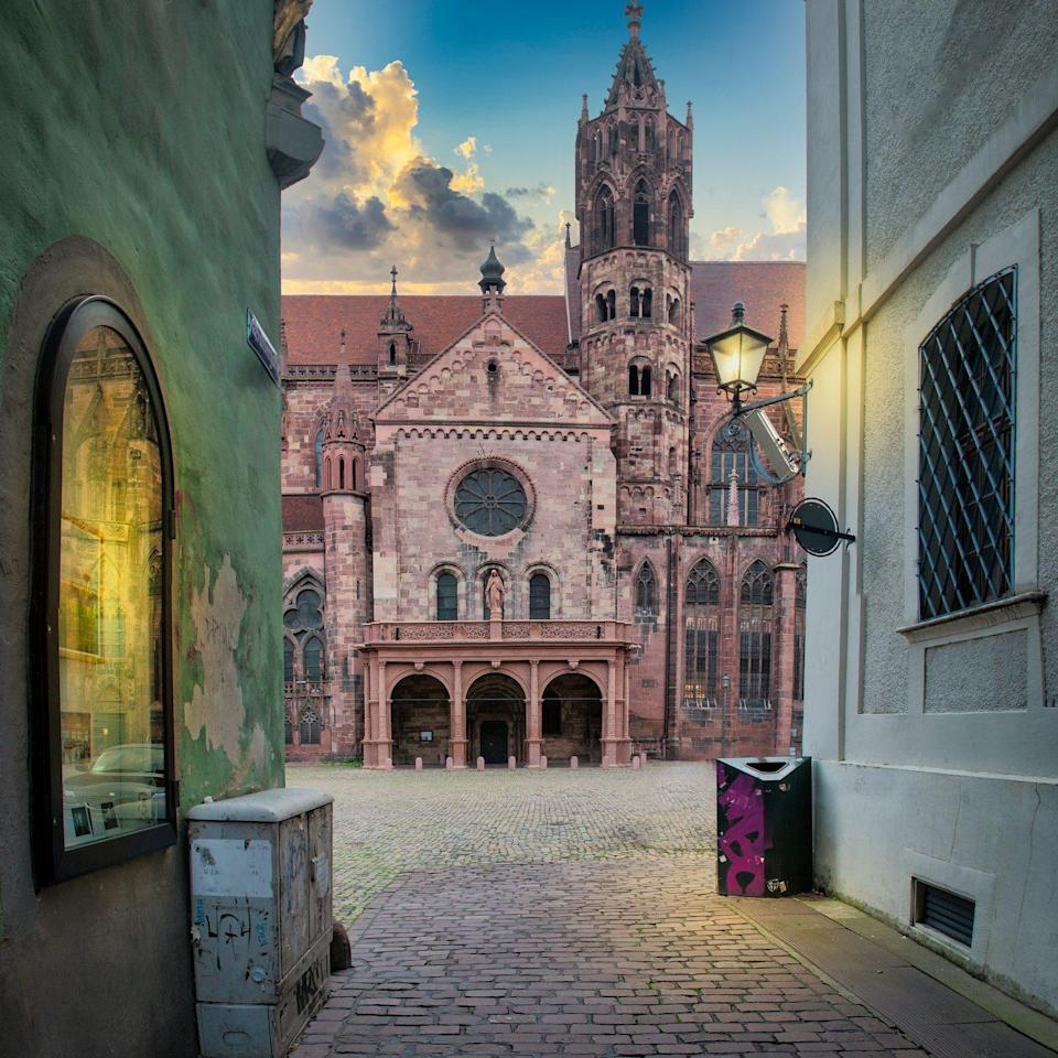 The fairytale university town of Freiburg, just one of Germany's underrated treasures - Domingo Leiva