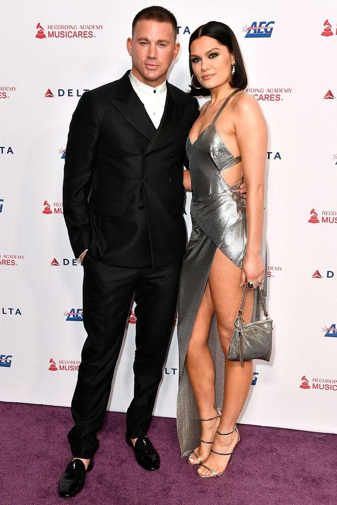 Channing and Jessie | Frazer Harrison/Getty Images
