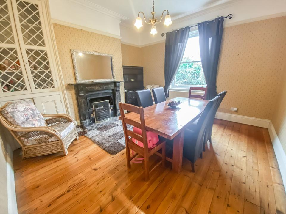 The Victorian house is said to retain its original architectural and decorative features. Photo: Pattinson Estate Agents