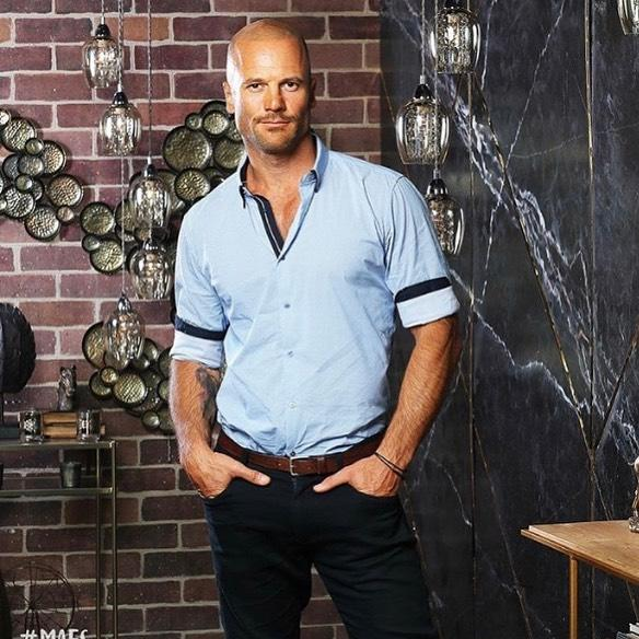 Mike Gunner was paired with Heidi Latcham on MAFS in 2019. Photo: Instagram/mikekangaroo.