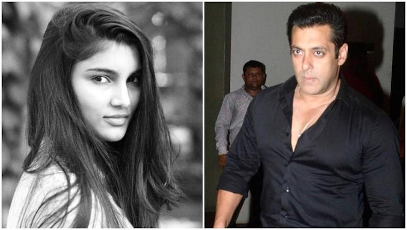 Salman Khan's Neice Alizeh Agnihotri to Make Her Bollywood Debut Soon, but NOT With Dabangg 3 – Deets Inside