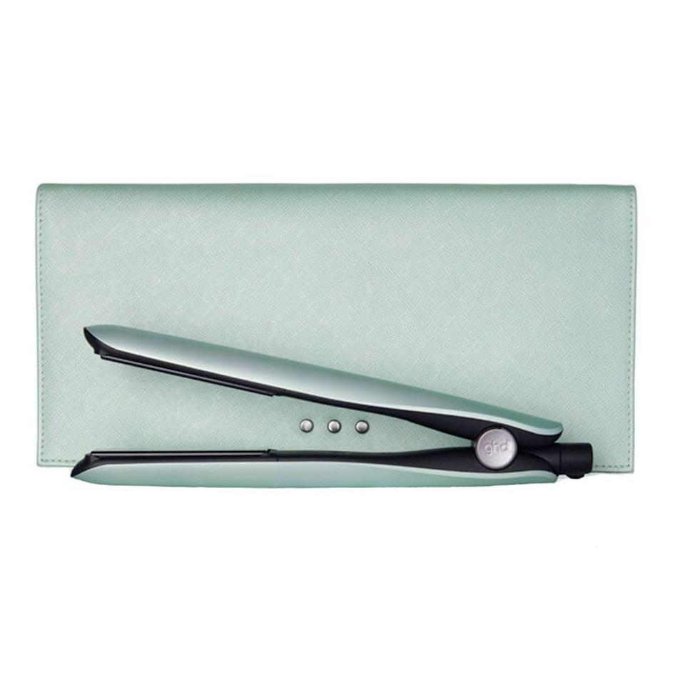 """<p><strong>ghd</strong></p><p>ghdhair.com</p><p><strong>$209.00</strong></p><p><a href=""""https://go.redirectingat.com?id=74968X1596630&url=https%3A%2F%2Fwww.ghdhair.com%2Fus%2Fupbeat-collection%2Fgold-neo-mint-styler&sref=https%3A%2F%2Fwww.bestproducts.com%2Fbeauty%2Fg32226377%2Ftrendy-skincare-products%2F"""" rel=""""nofollow noopener"""" target=""""_blank"""" data-ylk=""""slk:Shop Now"""" class=""""link rapid-noclick-resp"""">Shop Now</a></p><p>We know, we promised skincare, but we wouldn't dare talk to Marjan and <em>not</em> ask about her to-go haircare product. """"The <a href=""""https://urldefense.com/v3/__https://www.ghdhair.com/us/upbeat-collection/gold-neo-mint-styler__;!!Ivohdkk!y10omAl0yztnWU3PTFINS-iBrkGjBd5-QNIaP7JODI0ZSFDjLgjfMxkFvMQetU3b67MQ$"""" rel=""""nofollow noopener"""" target=""""_blank"""" data-ylk=""""slk:ghd Gold Styler in Neo-Mint"""" class=""""link rapid-noclick-resp"""">ghd Gold Styler in Neo-Mint</a> is an at-home staple that I think everyone should own,"""" she says. </p><p>""""It's a universal styler that creates smooth, sleek, wavy, and curly looks with just one tool. The rounded edges make it glide through hair easily and the universal heat temperature makes sure that I'm not damaging the hair. I love the neo-mint color for a chic addition to my vanity.""""</p>"""
