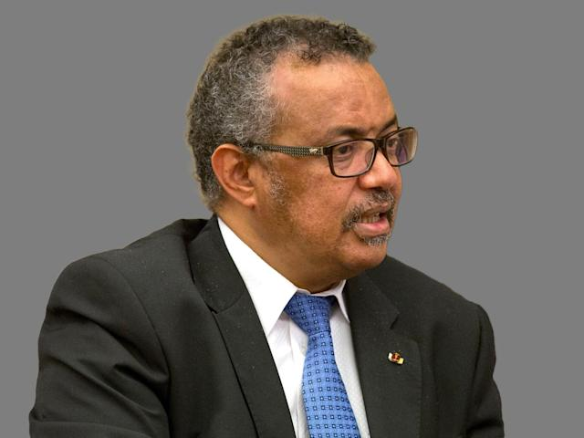 Dr Tedros said governments around the world must be able to ensure that schools can prevent transmission of the disease before reopening. (PA)