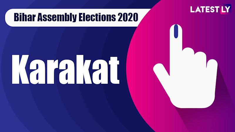 Karakat Vidhan Sabha Seat in Bihar Assembly Elections 2020: Candidates, MLA, Schedule And Result Date
