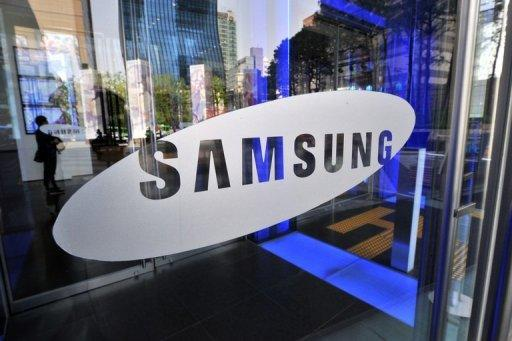 South Korea's Samsung Electronics Friday posted a record net profit of 5.19 trillion won