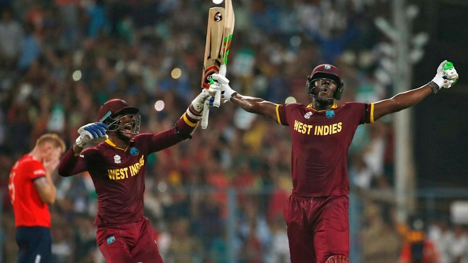 On this day: 'Remember the name' Carlos Brathwaite's 4 sixes launch West  Indies to 2nd T20 World Cup title - Sports News