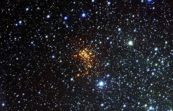 Biggest Star Ever Found Is Ripping Apart (Photo)
