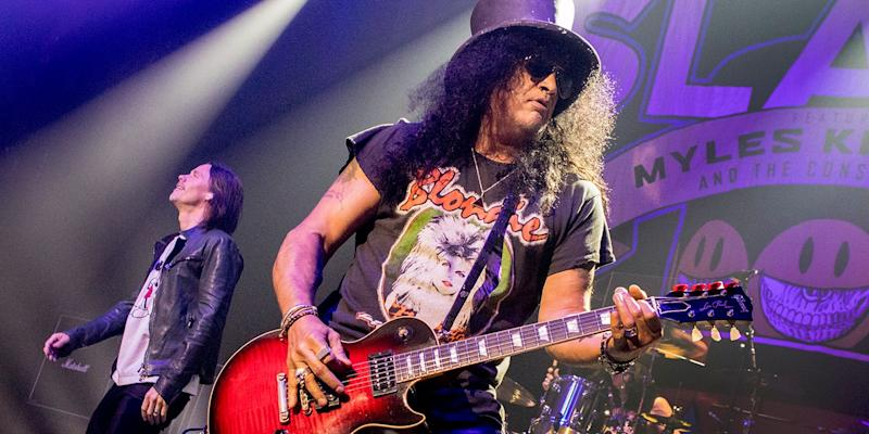 In Photos: Slash Ft. Myles Kennedy and The Conspirators Bring the Rock to Port Chester, New York (7/31)