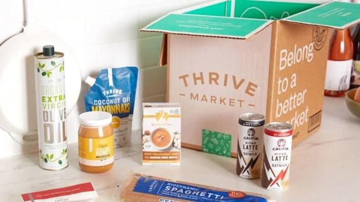 Thrive Market can replace your weekly Target run.