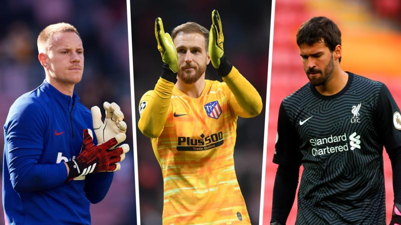 FIFA 21 goalkeepers: Who are the best-rated GK players on the game?