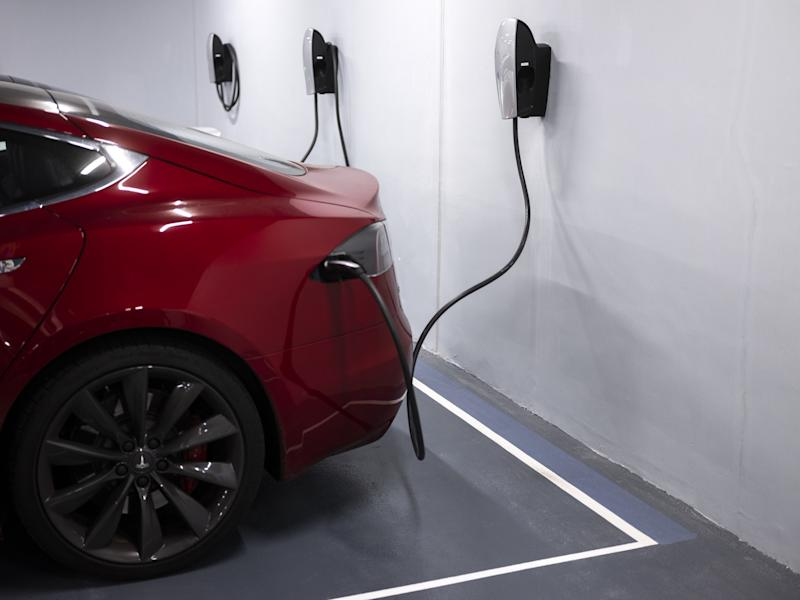 Tesla Fires Sound Alarms About Electric-Car Battery Safety