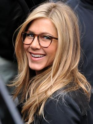 Jen goes for the tortoise shell frames for a softer more stylish look with added intellect. ARTICLE: Tackling the big C - cellulite