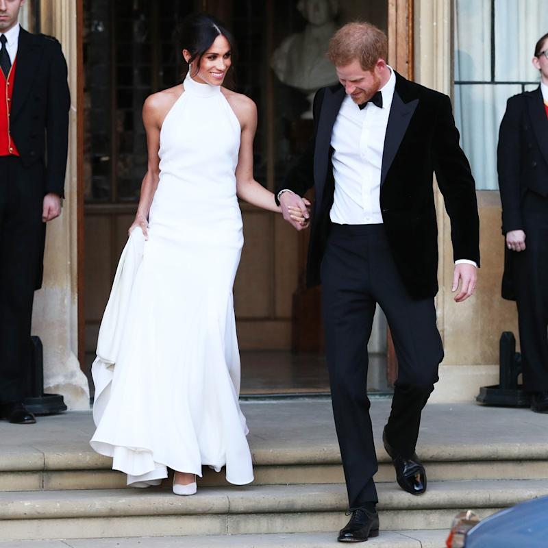 Prince Harry And Meghan Markle's Wedding Reception Sounds