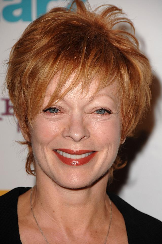 """<a href=""""http://movies.yahoo.com/movie/contributor/1800019503"""">Frances Fisher</a> at the Hollywood Film Festival's Hollywood Awards in Beverly Hills - 10/22/2007"""