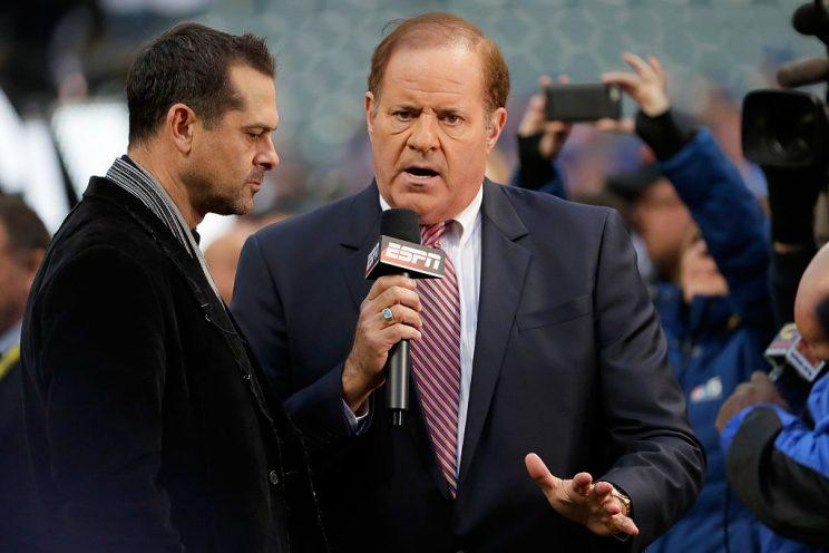 Chris Berman. (Getty Images)