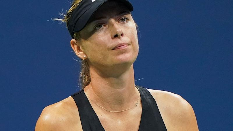 WTA: Season over for Maria Sharapova
