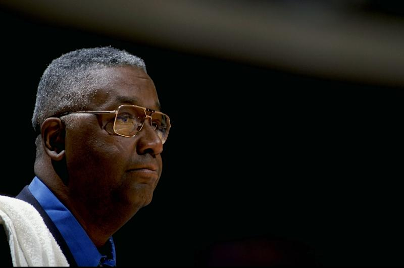 John Thompson had the power to bring not just players into his office for discipline, but a notorious drug kingpin. (Getty Images)
